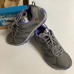 Columbia Conspiracy Scalpel outdoor shoes with Techlite midsole and Omni grip